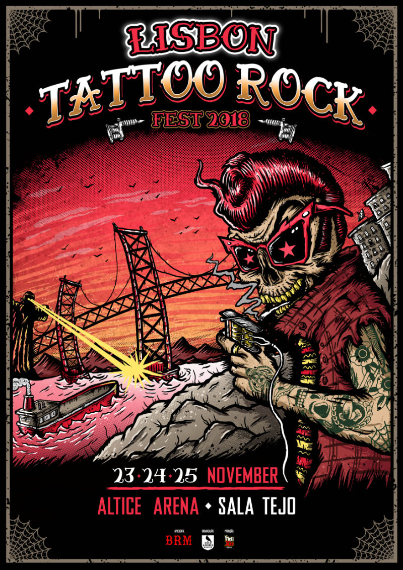 LISBON TATTOO ROCK FEST 2018