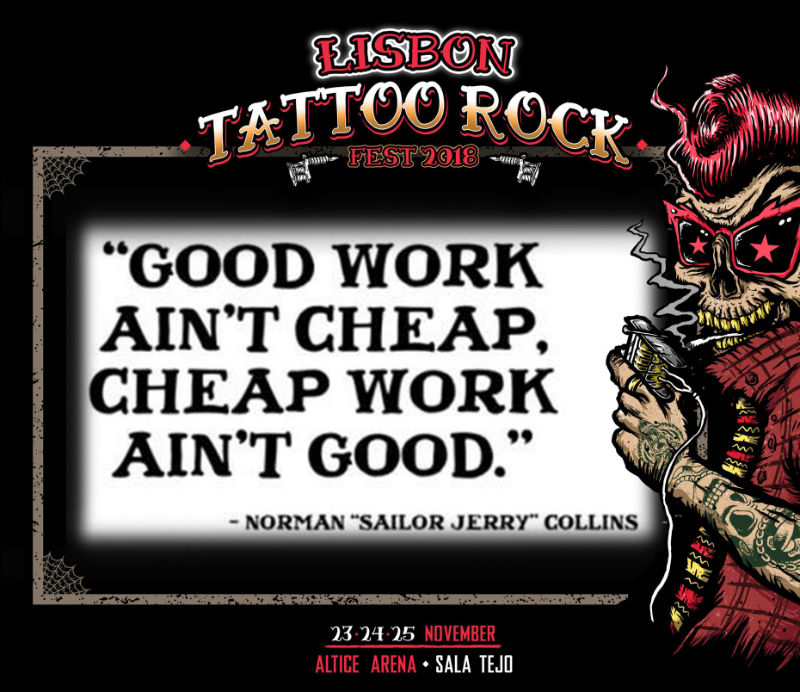 saylor jerry lisbon tattoo rock